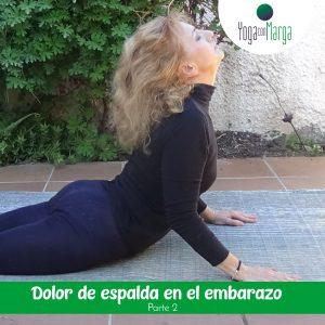 DOLOR DE ESPALDA EN EL EMBARAZO 2